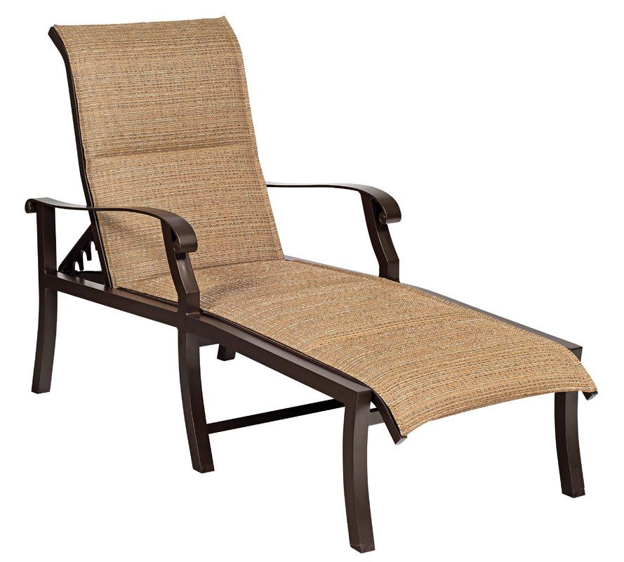 You are able to buy Cortland Sling Reclining Chaise Lounge ... on Living Accents Cortland Patio Set id=88285
