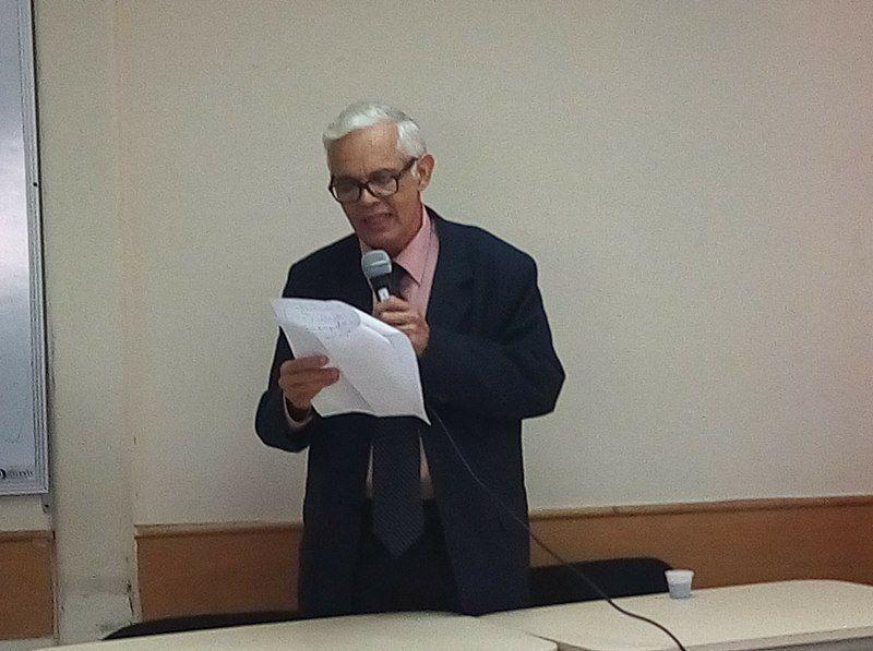 """Bautizo del libro digital """"Una Mirada Critica al Cine Venezolano"""" Desde FESTIVERD 2015 con el Profesor Victor"""
