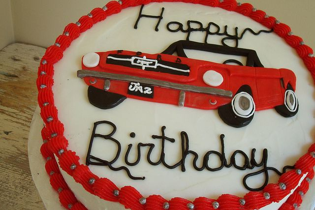 16 Year Old Boy Birthday Cake Ideas