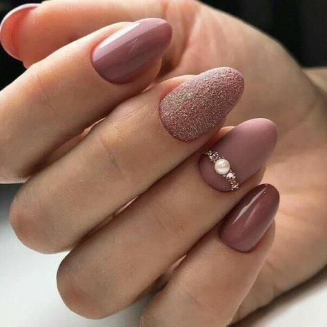 40 Pic Easy Simple Gel Nail Art 2018 Wedding Nail Art Design Simple Gel Nails Nail Art Wedding