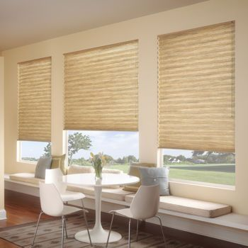 Graber Custom Window Treatments Pleated Window Shades Window