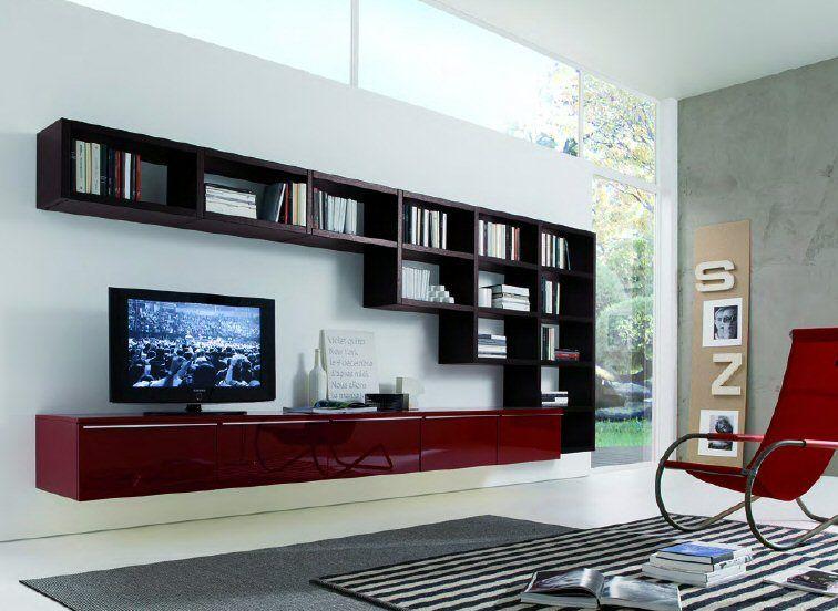 Multipurpose Wall Unit For Large Living Room Wallmodern Living Mesmerizing Cabinet Living Room Design Inspiration