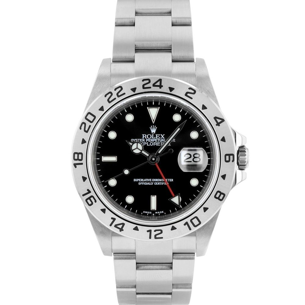 Rolex Explorer II Automatic Stainless Steel Men's Sports