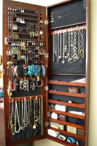 Body Jewelry Storage Ideas