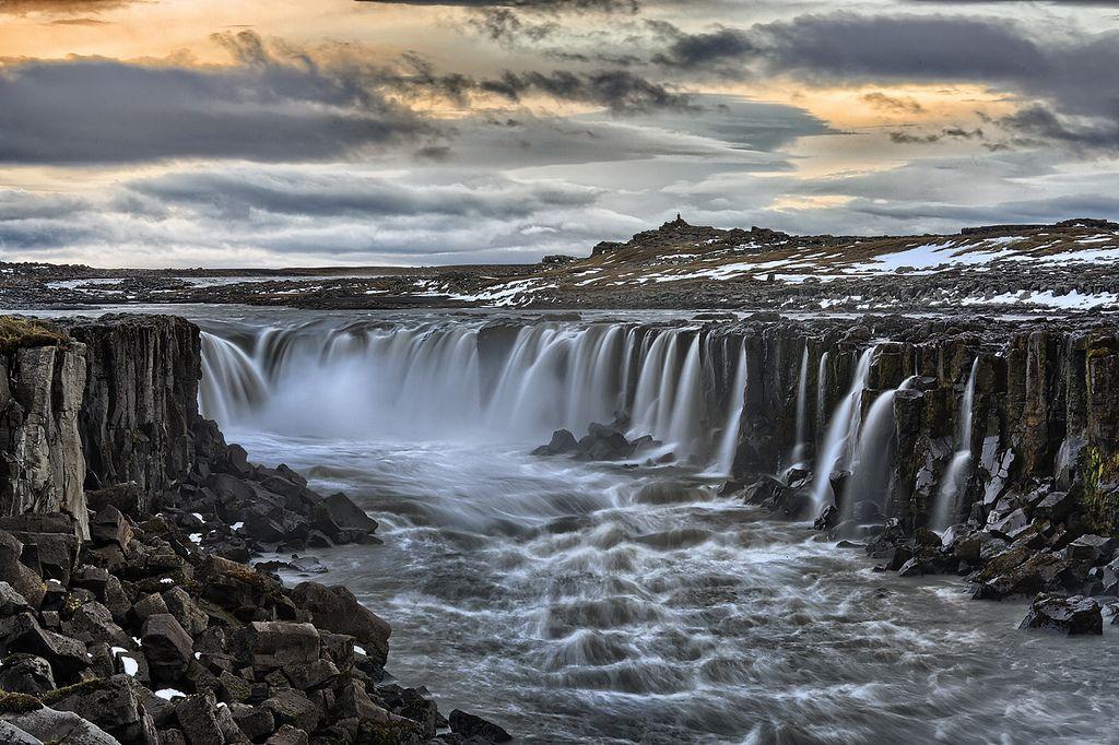 Selfoss Waterfalls, Iceland