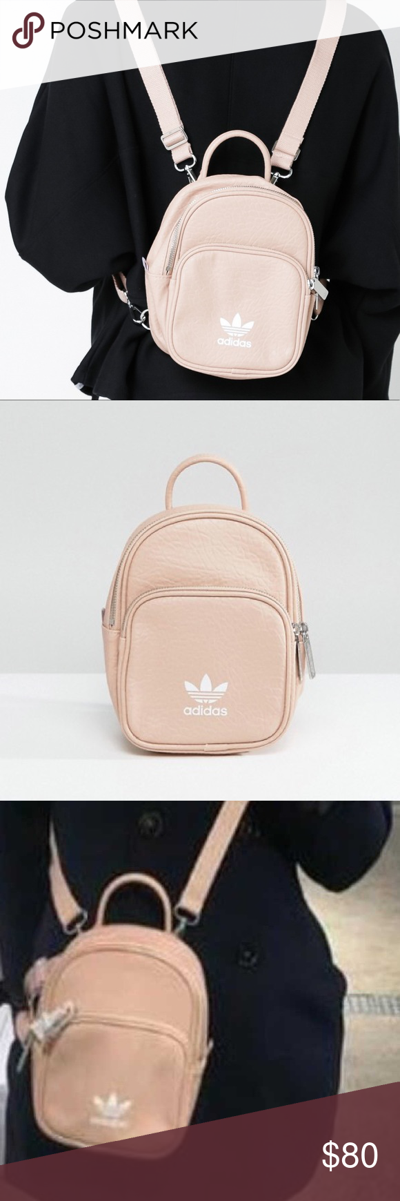 5166c50e04a Authentic Adidas Mini Backpack Sold out online | Adidas pink mini ...
