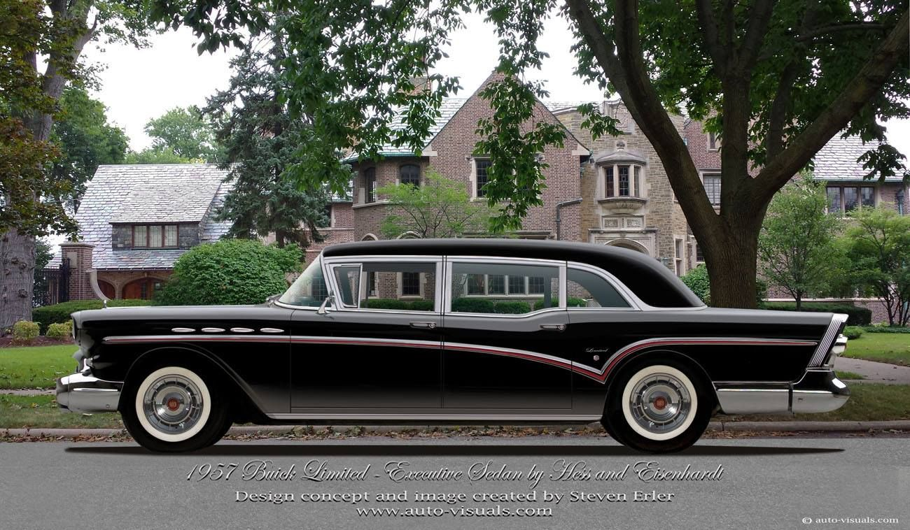 1957 buick limited executive sedan the material which i can produce is suitable for different flat