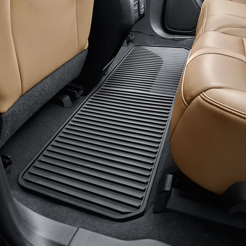 Protect The Floor In The Second Row Of Your Next Generation Blazer