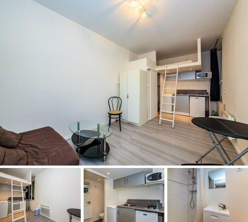 Studio For Rent In Montmartre - Rue Myrha