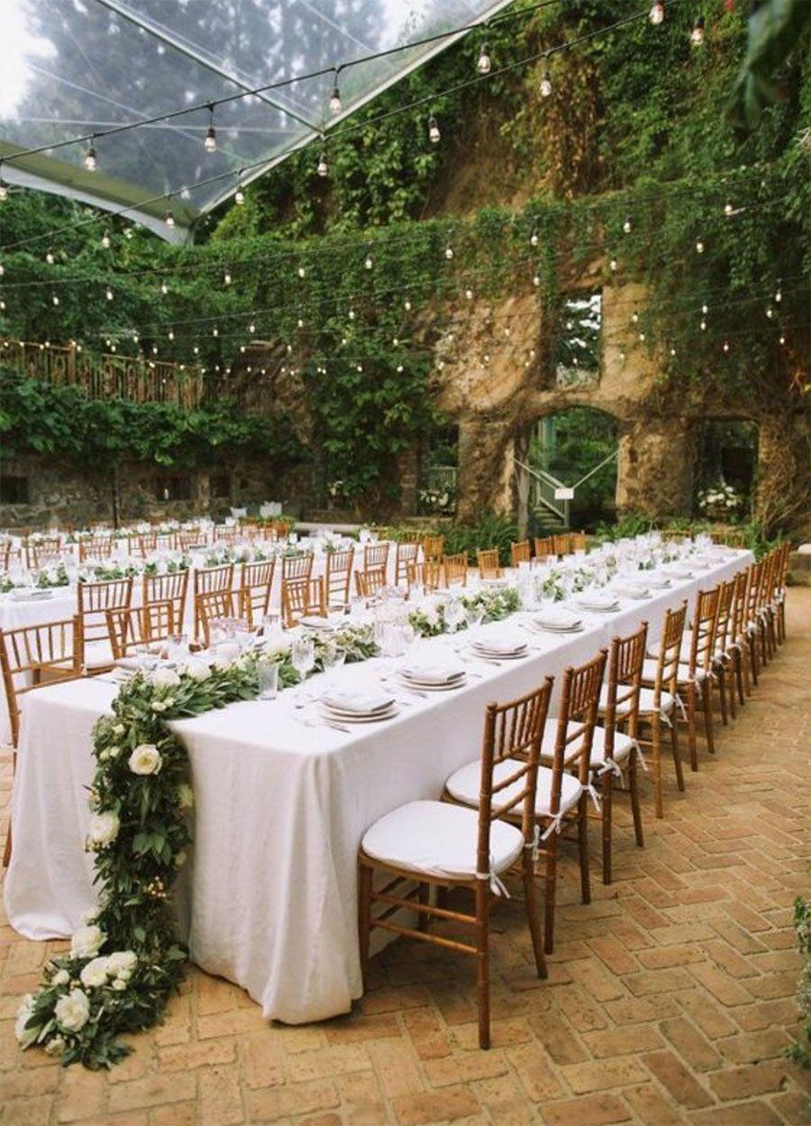 Casamento na fazenda 1 post de muitos mesas de - Mesas de campo ...
