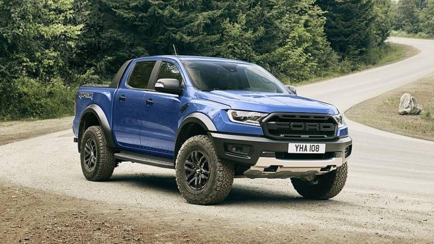 Ford Ranger Raptor Revealed For Europe With Potent Diesel Engine Ford Ranger Raptor Ford Ranger 4x4 Ford Ranger