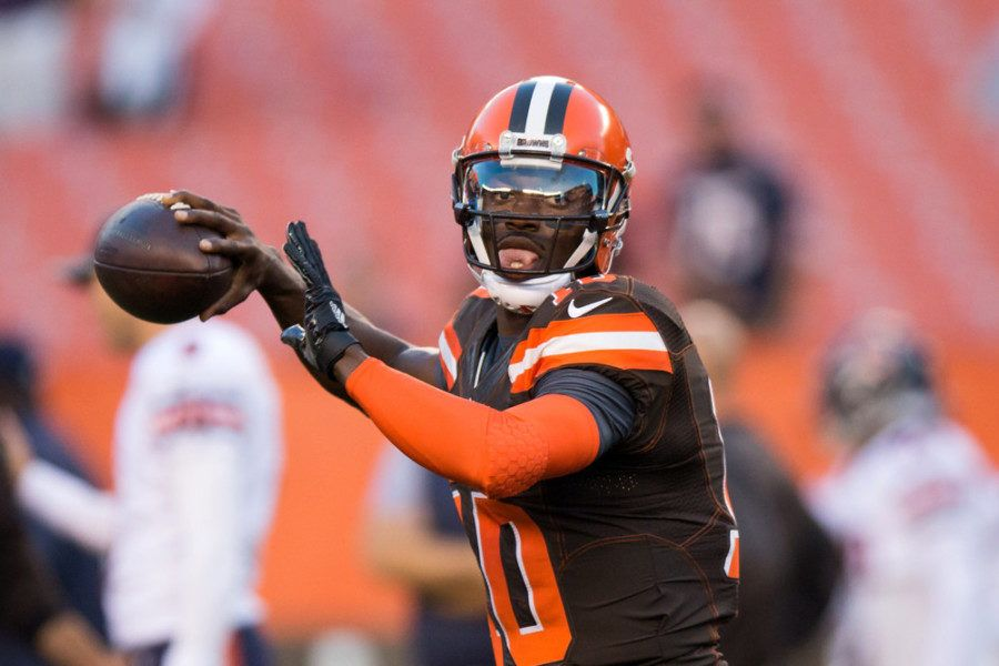Browns' Robert Griffin III to return to practice on Wednesday = Despite the Cleveland Browns serving as the league's only winless team at this point in the season, the franchise finally received some positive news on Wednesday morning. According to a report from Field Yates of ESPN, Browns.....
