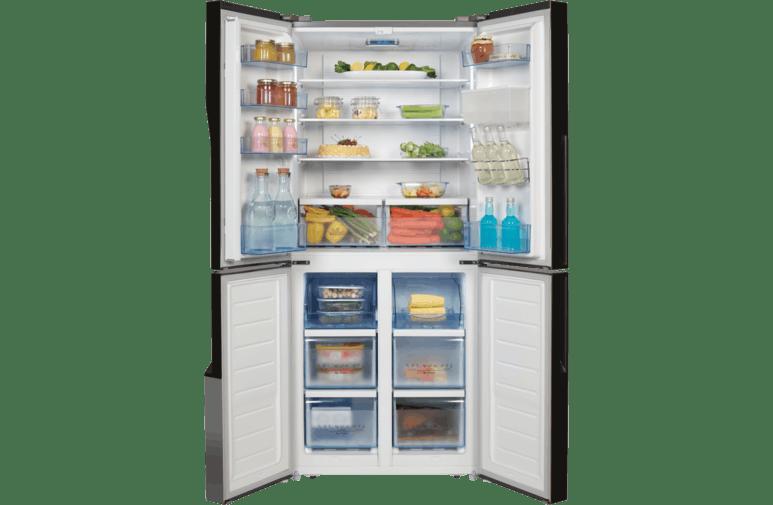 Hisense Hr6cdff509sw 509l French Door Refrigerator At The Good Guys