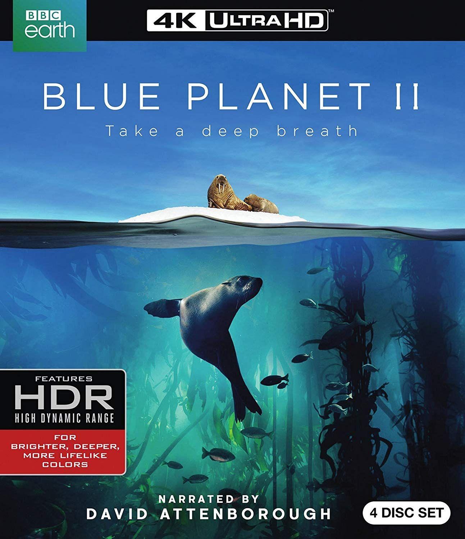 Blue Planet Ii 4k Ultrahd Blu Ray For 29 96