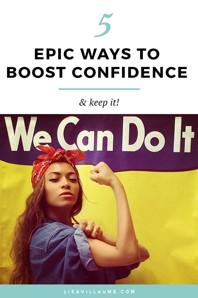 By being confident you are more productive, a good motivator and a role model to your colleagues. Here are 5 powerful ways to boost your confidence.
