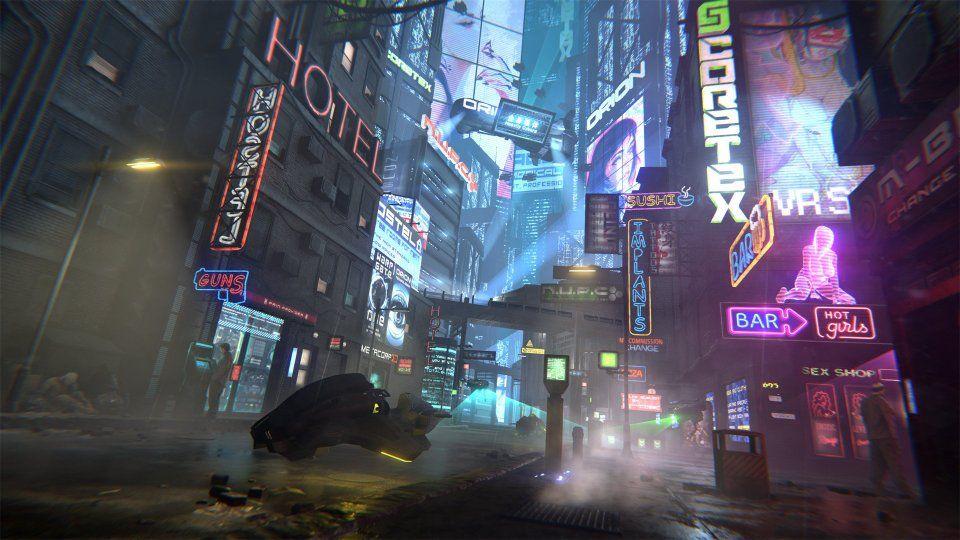 Cyberpunk City By Kevin Ho Cyberpunk In 2020 Cyberpunk City Cyberpunk Cyberpunk Rpg