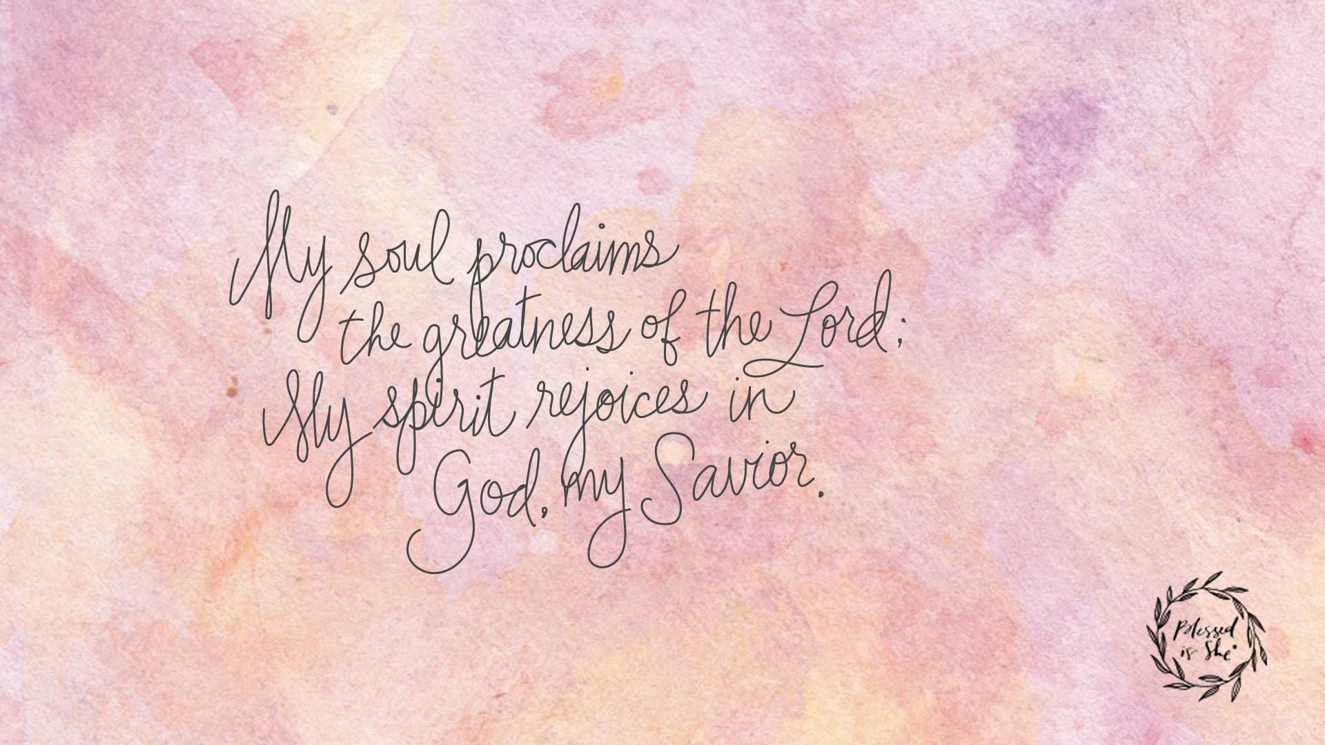 Cute Wallpapers Of The Word Slay Pin By Blessed Is She Catholic Women Scripture