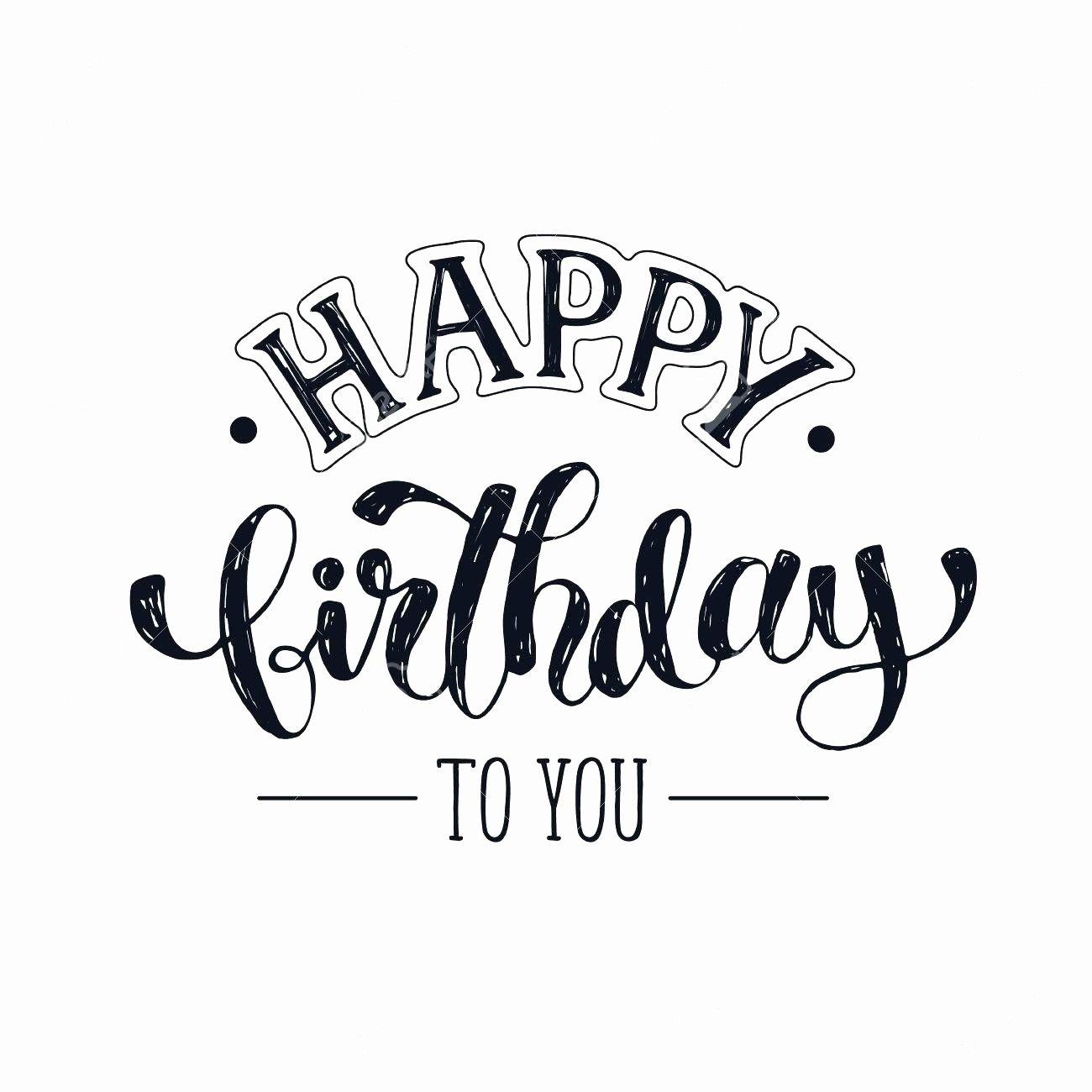 Happy Birthday Card Template Word Fresh Template Happy Birthday Template Happy Birthday Template Birthday Card Template Happy Birthday Cards Printable