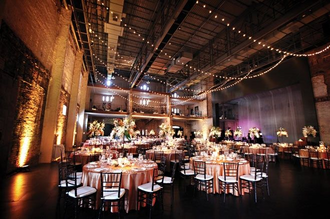 Center Stage Hosting A Wedding At Theater