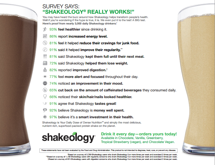 """Since I've spoken to a bunch of people about the21 Day Fix challenge that I am starting later this month, I have had numerous people ask me """"What is Shakeology?"""" Many of you seem to be wondering i..."""