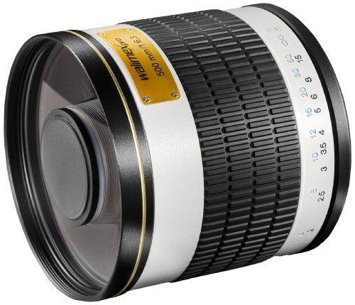 Walimex Pro 500mm 1:6,3 CSC Spiegel-Teleobjektiv (Filtergewinde 34mm) für Nikon 1 Objektivbajonett weiß - http://kameras-kaufen.de/walimex-pro/walimex-pro-500mm-1-6-3-dslr-spiegel-teleobjektiv-11