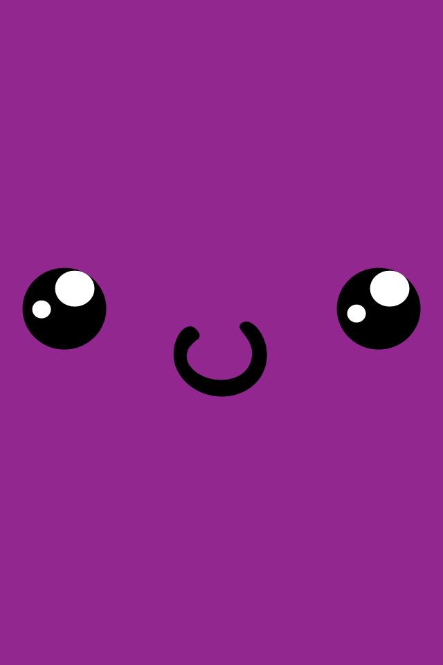 Cute kawaii face iphone wallpaper hello kitty wallpaper - The north face wallpaper for iphone ...