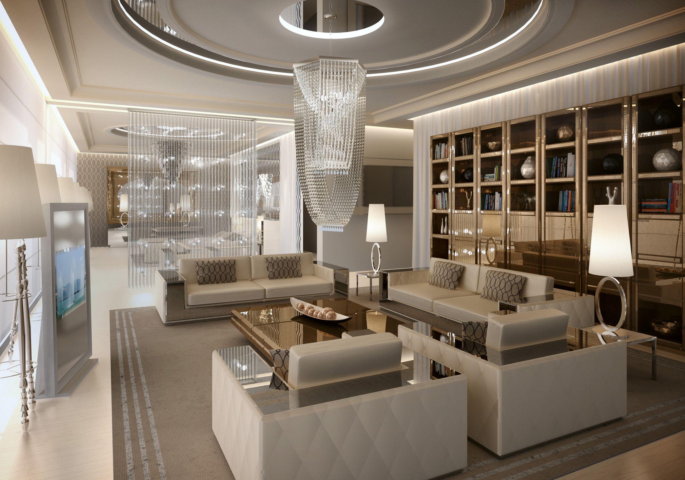 Luxury interior design italian luxury designer furniture