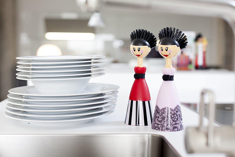 Vigar Dolls Olivia Dish Brush Wdress Amazon.co.uk