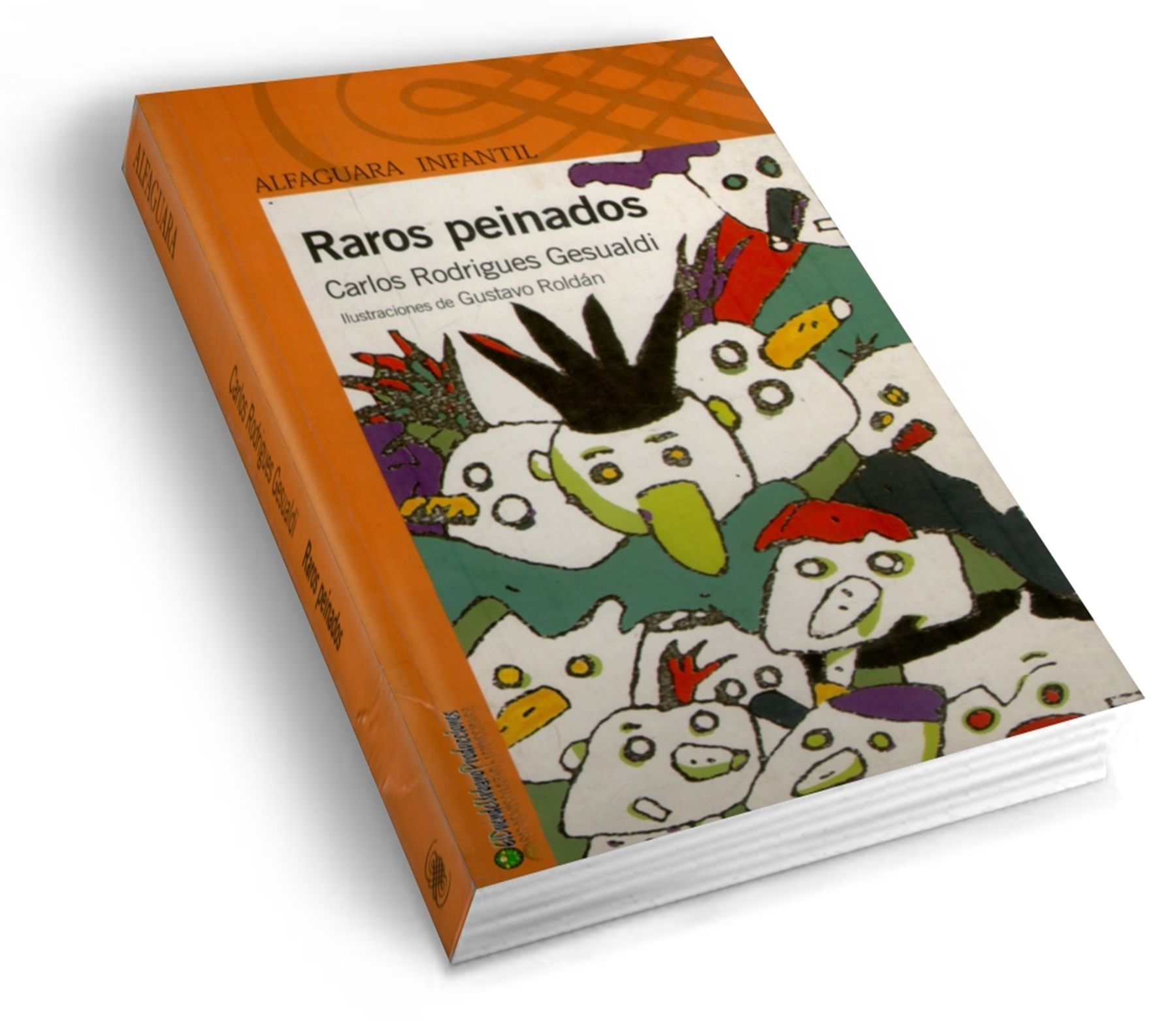 libros alfaguara infantil usados