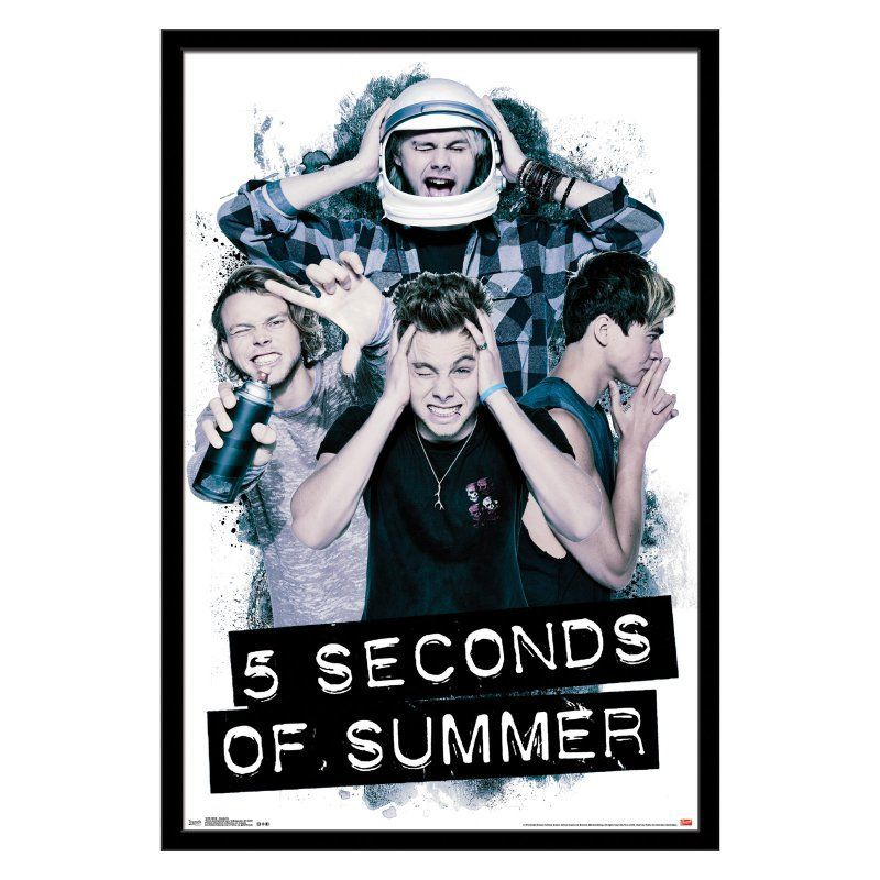 Don't Stop Maxi Poster 61cm x 91.5cm new and sealed 5 Seconds of Summer
