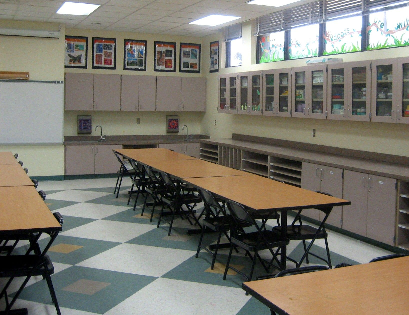 Pin By Meche Farah On Art Room And Teaching Ideas Classroom Decor Entry Doors Table Arts live education room