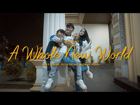 A Whole New World Cover Rizky Febian Putri Delina Rizwan