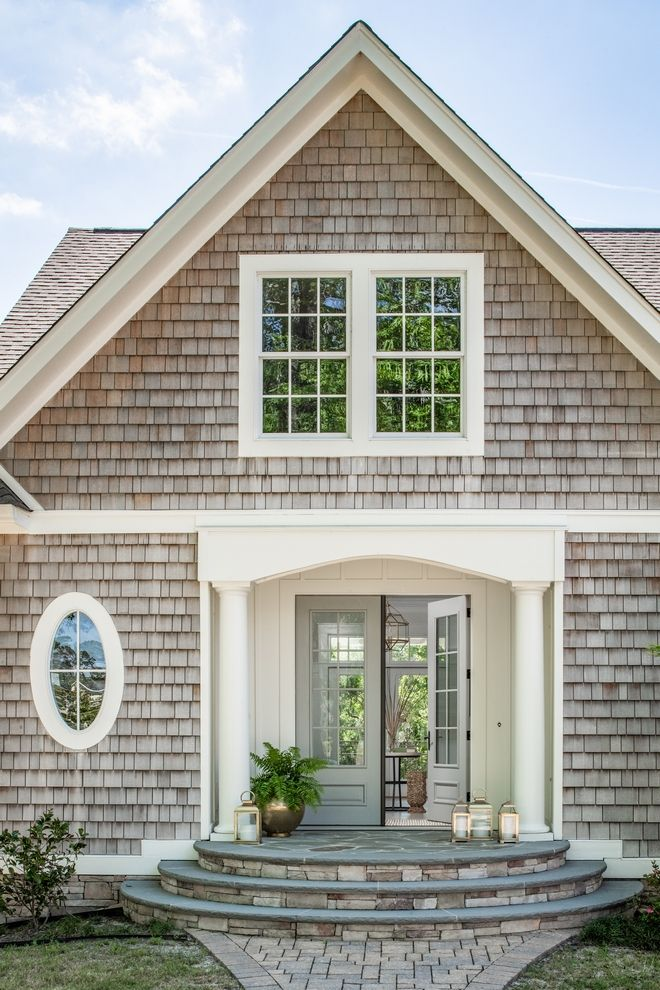 Beautiful Homes of Instagram: New England style Shingle Home