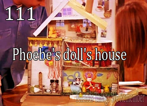 """when she looks under the tissue and sees """"the remains"""" of the dolls after it burns..."""