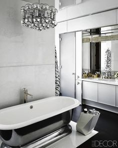 Look At This Amazing Bathroom And Get Inspired For Your Next Fascinating Luxury Bathroom Lighting Fixtures Design Decoration