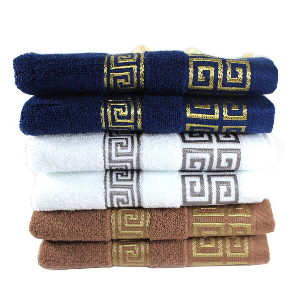 b7eaa6e5f63 Versace Print Luxury Hand Face Towel 13