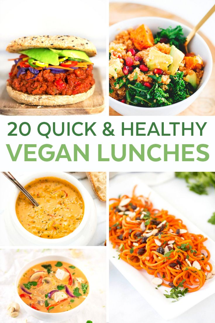 Easy Healthy Vegan Recipes