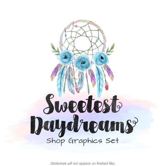 #Dreamcatcher Banners Avatar Shop Icon #Business # Branding