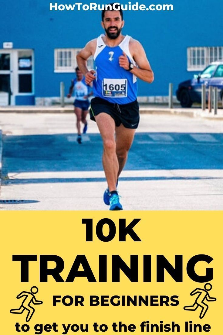 10K Training Schedule for Beginners - Pick a Goal and a 10K Race