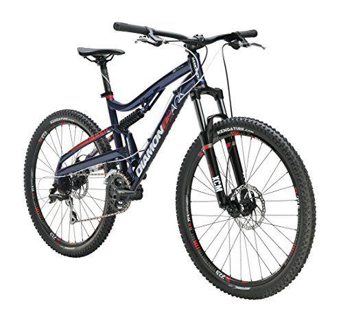 Diamondback Bicycles Recoil Trail Full Suspension Mountain ...