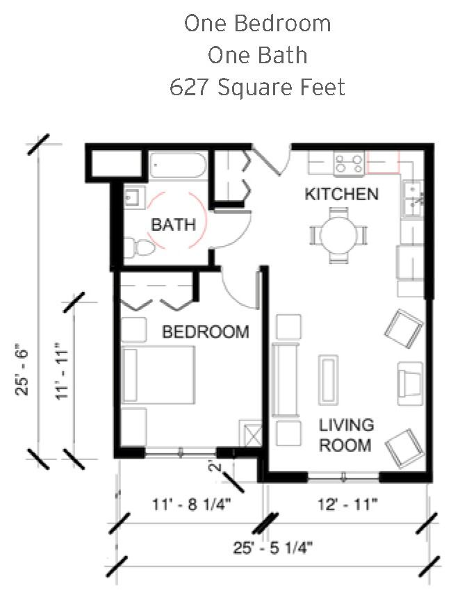 Low Income Senior Apartments Seniorenwohnungen Zimmer Schlafzimmer