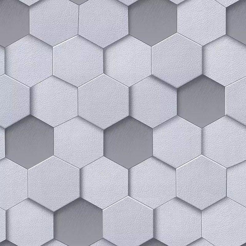 3d modern geometric wallpaper for walls 3 d grid waterproof vinyl wallpaper pvc living room background