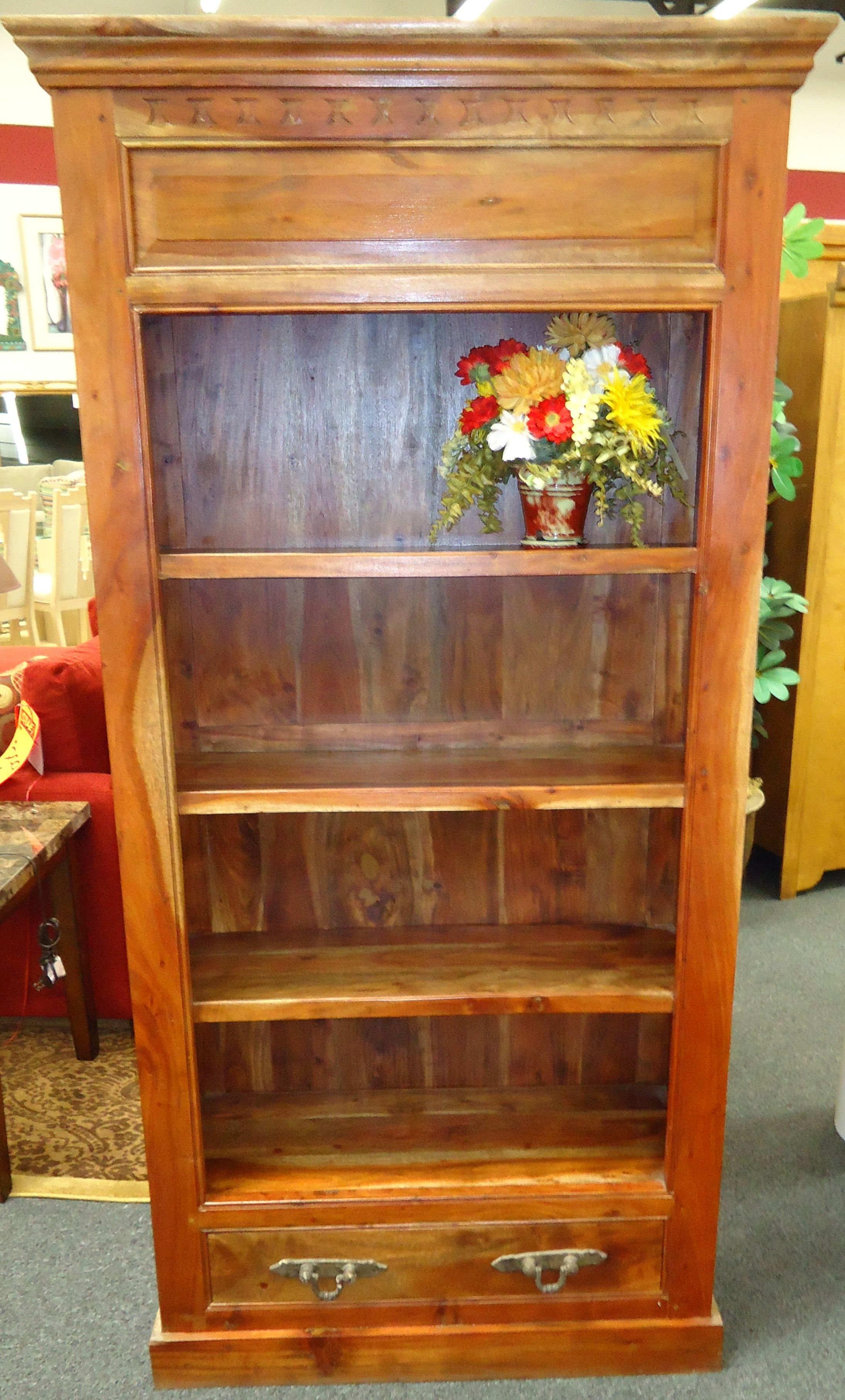 Rosewood Bookcase Consignment Home Phoenix Arizona With Images