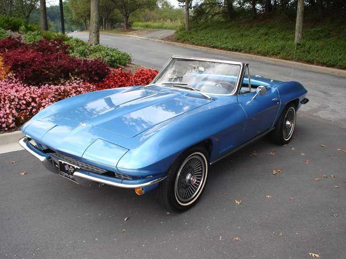 1967 Corvette Convertible Corvette Convertible Corvette Corvette For Sale