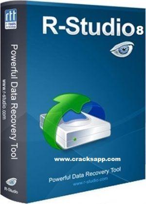 R-Studio 8 Crack + Registration Key Full Version Download  It is a
