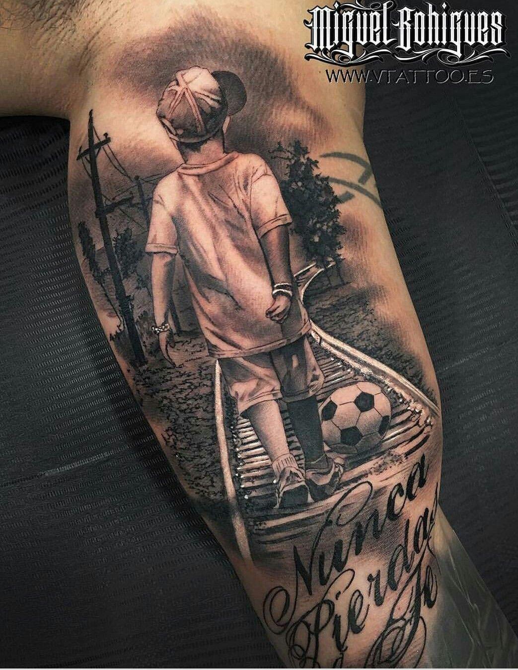 This Is Crazy Tattoos Tattoos Soccer Tattoos Tattoo Designs