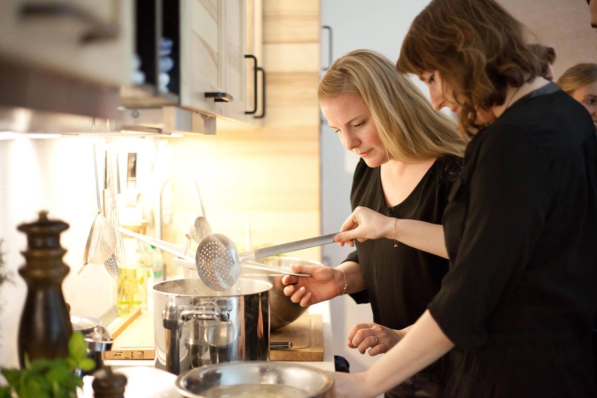 Kochen kennenlernen berlin