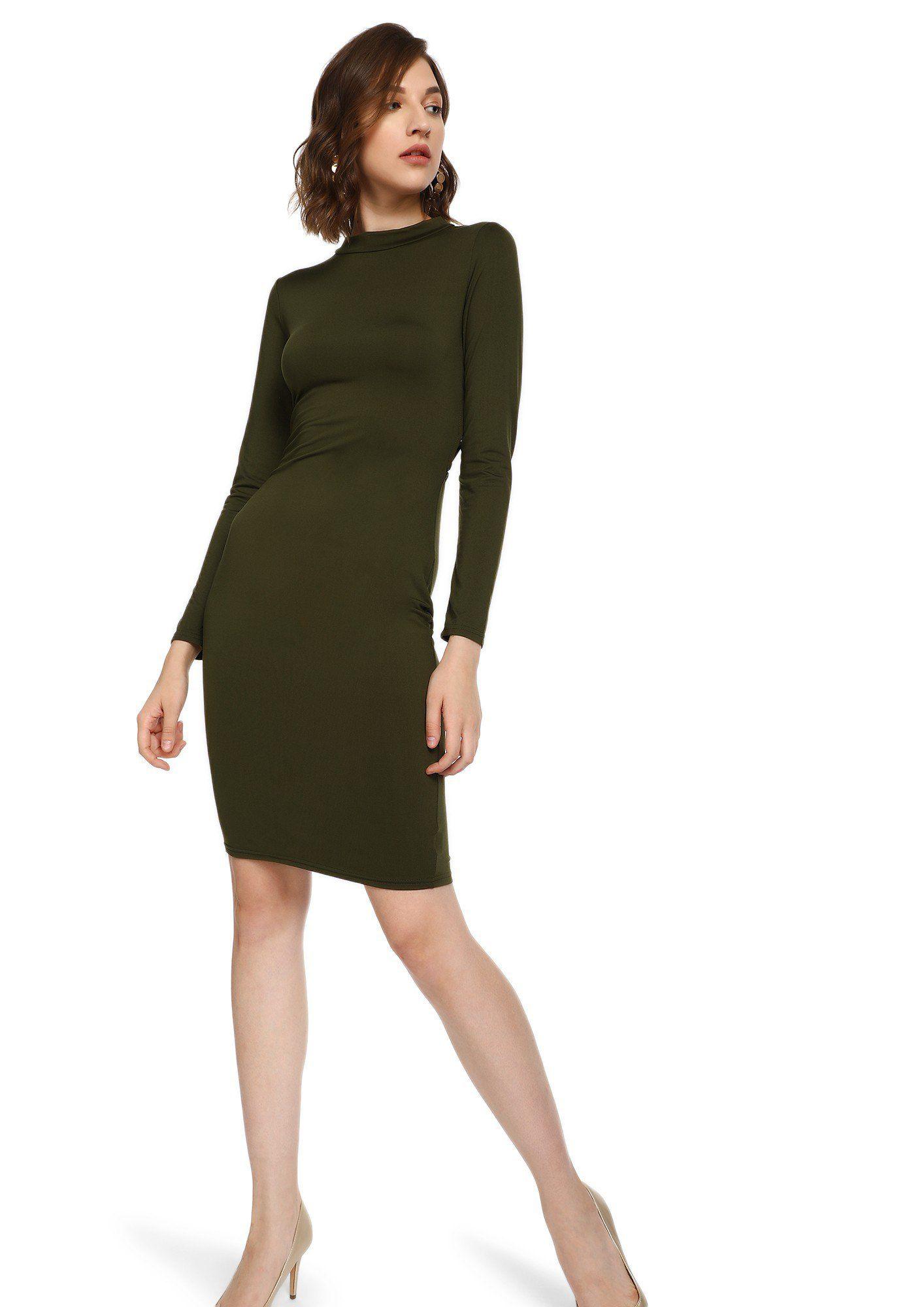 28+ Army green midi dress ideas