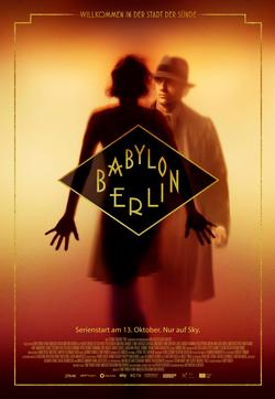 Babylon Berlin Германия. Liv Lisa Fries, Volker Bruch