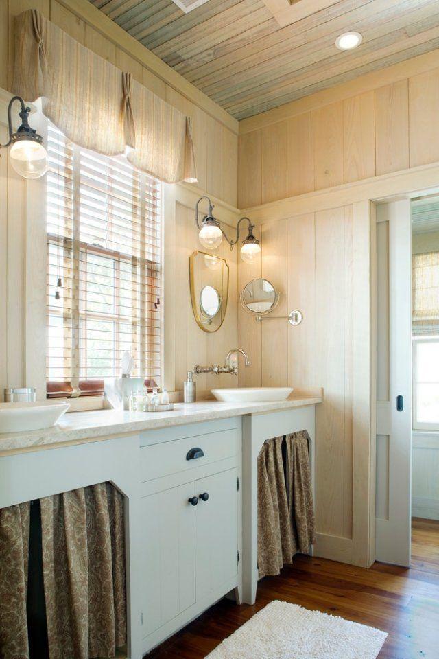 Décoration salle de bains style vintage en 33 idées géniales